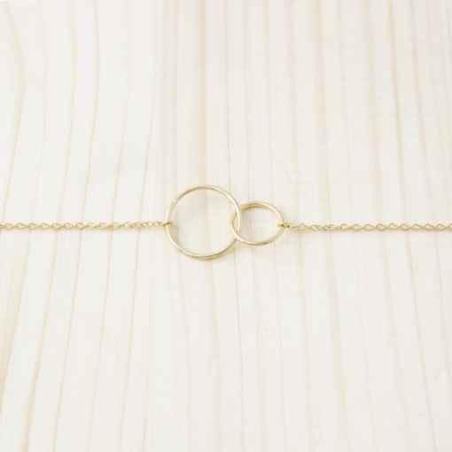 bracelet épis deux noeud