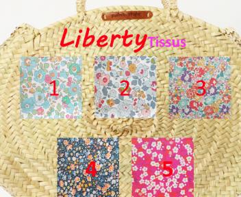 liberty panier