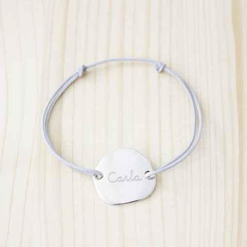 bracelet prénom gravure