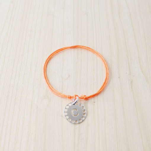 bracelet initiale