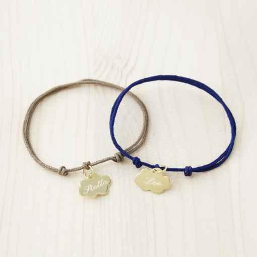bracelets nuage