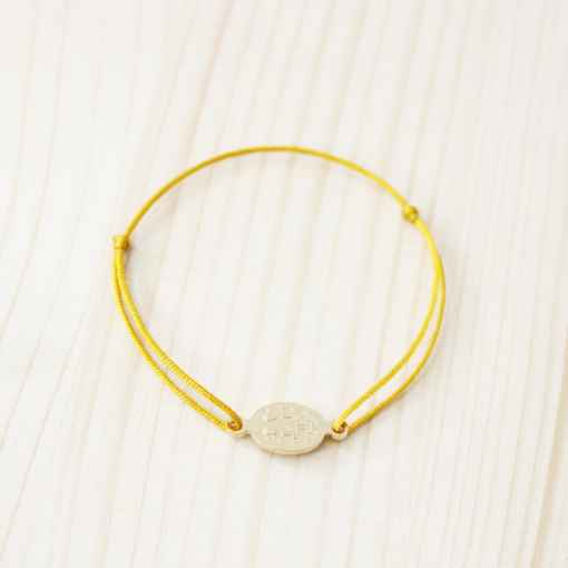 bracelet cordons servane