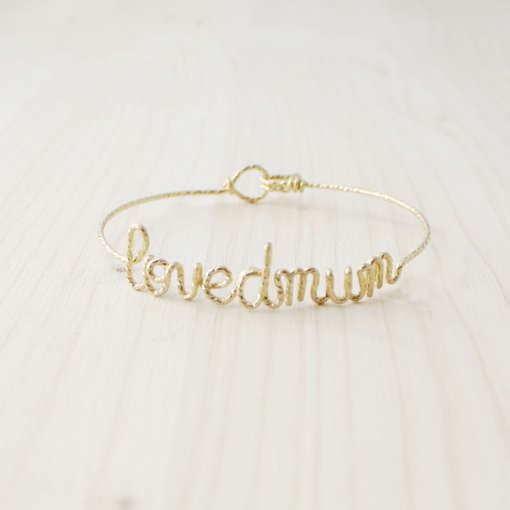 bracelet goldfilled