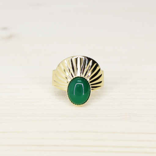 bague serpentine