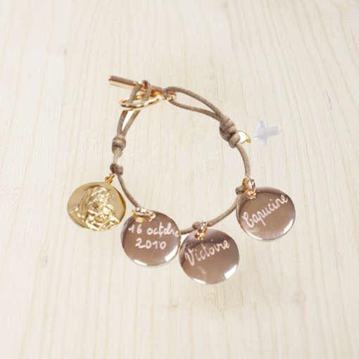 bracelet gravés